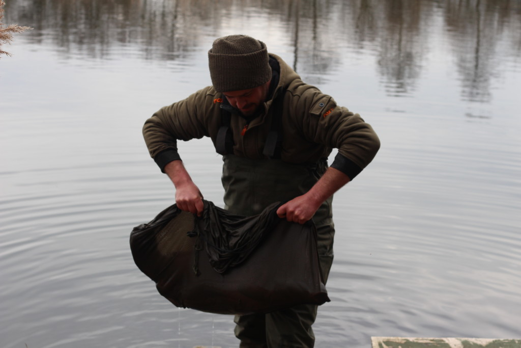 The onion bag was full of a new lake record