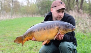 A Lovely old carp! Just what I needed